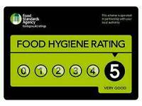 Food Business -Achieve a FHRS Score of 5