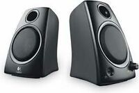 Logitech Speakers Z130 refurbished dans la boite 13.99$