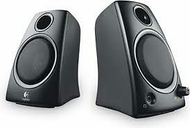 Logitech Speakers Z130 refurbished dans la boite 14.99$