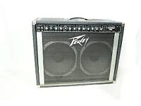 Peavey Renown 2 x 12 Combo 160 watts includes footswtch and is refurbished