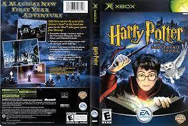 Harry Potter and the Stone Xbox Game