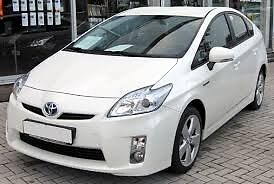 PCO UBER READY TOYOTA PRIUS HYBRID FOR HIRE