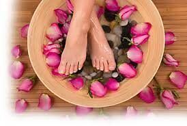 Special Offer - Full Polish Manicure or Full Pedicure for £12 Limited time only