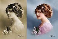 Affordable Photo Restoration