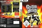 Guitar Hero World Tour (pc nieuw)