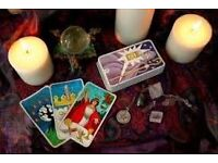 Healer and reader of Tarot, Angel Tarot, Reiki, Aromatherapy, Crystal Healing, Colour Therapy