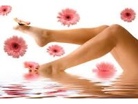 Mobile - Fullbody Waxing Only £45 Spray Tan £20 Threading £5 Nails £45