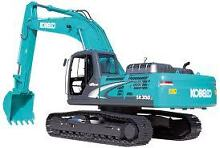 DRY HIRE - 24 TONNE SITE EQUIPPED ZERO SWING EXCAVATOR + BUCKETS Belmore Canterbury Area Preview