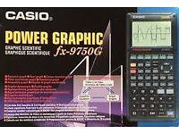 Casio Power Graphic fx-9750G