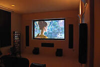 Home Theater/Audio Installer