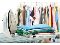 Ironing service and cleaning