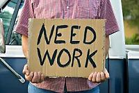 Full time laborer