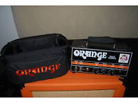Orange Dark Terror Class A Valve Guitar Amplifier