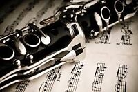 Clarinet and Saxophone Lessons