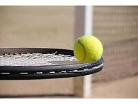 Looking for a tennis partner
