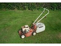 M4 Mountfield Deluxe briggs and stratton mower MULTI HIEGHT CUT.