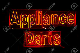 WE SELL APPLIANCE. PARTS OF ALL MAKES & MODELS