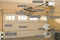Residential Garage Door Repair - Fair Prices - Quality Work