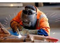 Fitter/ Welder Required