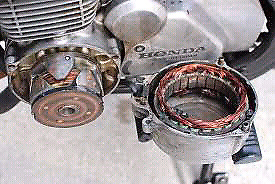 Looking for charging system from early 80's DOHC