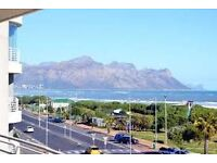 3 Bedroom beachfront flat - Strand Cape Town South Africa