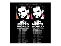 Drake Ticket (The Boy meets world)