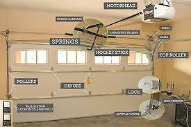 Garage Door Repair and Service - FAIR PRICES London Ontario image 1