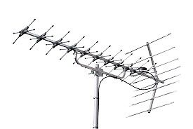 TV Freeview digital aerial installations service