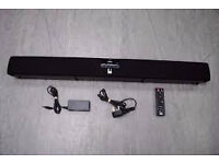 Roth Sub Zero II tv soundbar with Bluetooth APT-X.
