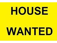 WANTED: 2/3 bedroom house or flat in Edinburgh (Urgent)