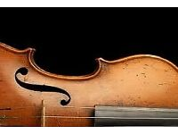 Experienced Violin and Viola Teacher