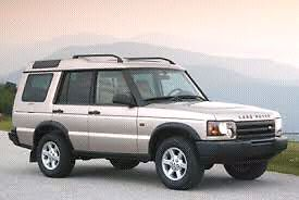 Iso land rover discovery or range rover