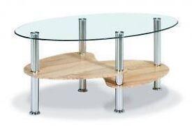Hurst Coffee Table High Gloss White