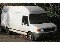 Ldv convoys or RWD transits wanted, mot fail/rotten! Must be running and 2.4TD!, Cash waiting £250