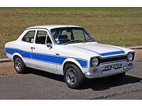 Wanted Mk1 ford escort 3 door for spares or repair