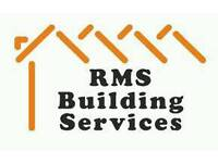 RMS Building Services, Brickwork and Pointing Specialist