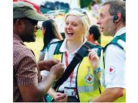 Event First Aid Volunteer Cumbria