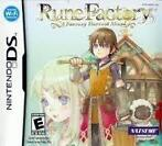 Runefactory Harvest Moon US version (Nintendo DS tweedehands