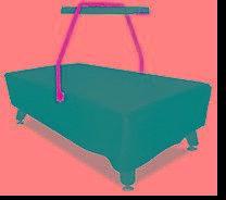 Air hockey table ebay air hockey table cover keyboard keysfo Images