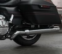 HD Touring Original Exhaust Mufflers