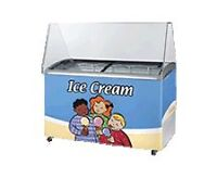 Ojeda 12 Flavor - ICE CREAM DIPPING FREEZER