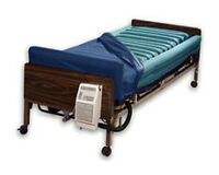 Low Air Loss Therapy Mattress