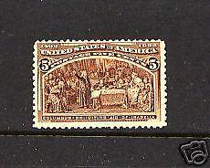 234   NH    Mint    catalog  $250.00