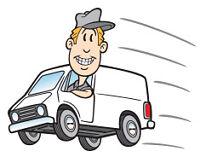 JE RECHERCHE UN EMPLOI : Livreur / Chauffeur