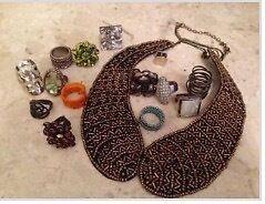 Beautiful bundle of costume jewellery