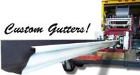 15% off on 6 inch Eaves/ Gutters!  Call Today (403)613-0019