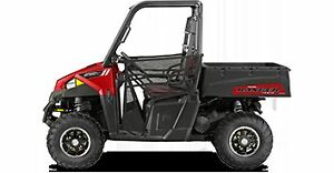 JUST LIKE NEW - POLARIS RANGER 570 EPS