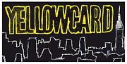 Yellowcard Sticker