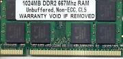 DDR2-667 PC2-5300