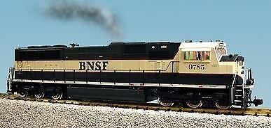 USA Trains R22614 G Burlington Northern Santa Fe EMD SD70 MAC Diesel Loco #9785